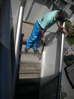 高圧洗浄クリーニング